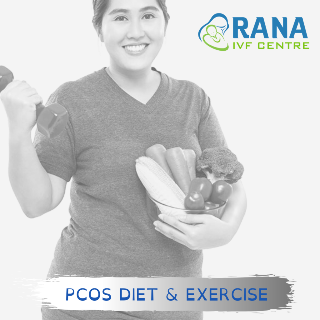 PCOS DIET & EXERCISE