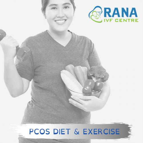 PCOS DIET & EXERCISE
