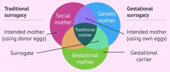 surrogacy-types